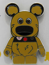 New Authentic Disney Pixar #1 Vinylmation Dug the Dog Up Booster Trading Pin DR