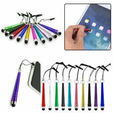 5x Universal Screen Stylus Pens For All Mobile Phone iPad Tab iPhone iPod U9Y7
