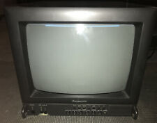 "Panasonic BT-S1360Y 13"" Color CRT BNC Video Monitor Works Great Fully Tested"