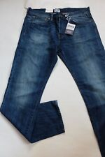 JEANS EDWIN HOMME ED 80 SLIM TAPERED  (white listed- blue G14)  W34 L32  VAL160€