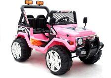 Kinderauto Kinderfahrzeug Elektroauto Fernbedienung - Raptor 2-Sitzer - Rosa