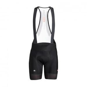 Giordana Cycling Bib Shorts F-RC PRO 5cm Shorter Mans Black|BRAND NEW