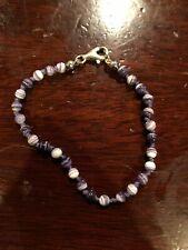Wampum Quahog Bracelet LAF Designs BN6001