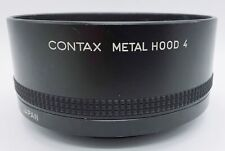 Contax Metal Hood 4 for 67mm/86mm Ring Screw-in Type From Japan