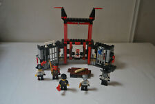 LEGO NINJAGO 70591 L'évasion de la prison de Kryptarium COMPLET NOTICE ET BOITE