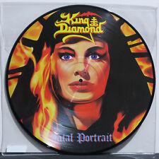 KING DIAMOND 'Fatal Portrait' Picture Disc Vinyl LP NEW