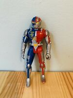 1994 Vintage Action Figure Power Rangers Kenner Saban VR Trooper Ryan Steel