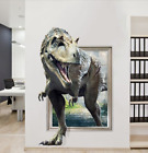 NEW 3D dinosaur T rex Removable Wall Stickers Decal Kids bedroom Home Decor USA