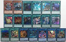 Yu-Gi-Oh!: Himmelsjäger Playset/Deck + Toon & Albtraumritter Support - 40 Karten