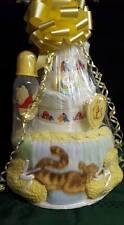 Winnie The Pooh Tigger Diaper Cake