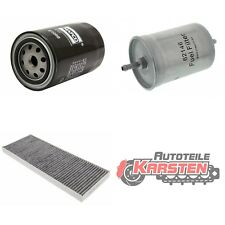 FilterSet (M): 1x Ölfilter, 1x Kraftstofffilter, 1x Innenraumfilter