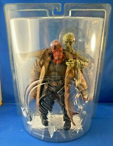 Mezco Hellboy with Ivan Limited Edition SDCC 2004 Exclusive Closed MouthFigure