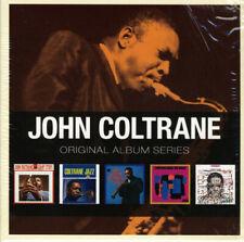 JOHN COLTRANE Original Album Series (2011) Reissue 5-CD set NEW/SEALED