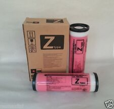 2 Riso Inks Compatible Red Risograph RZ200 RZ300 EZ200 MZ770 RZ370 RZ570 EZ590