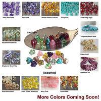 6mm Flower BABY Bell 25 Czech Glass Beads Choose Color