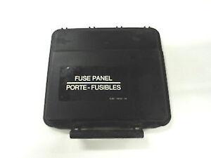 Merkur XR4Ti fuse box door