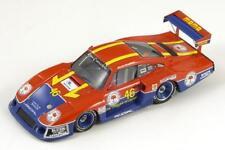 """Porsche 935 T #46 Wollek-Narvaez """"6h Riverside"""" 1983 (Spark 1:43 / S1926)"""