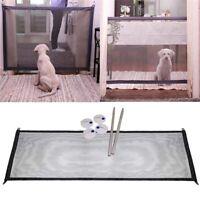 Puerta Mágica Portátil Plegable Seguridad Guardia Para Mascotas Perro Gato  Q3Y9