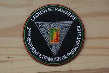 Patch écusson insigne militaire armée Légion étrangère 2e REP Parachutiste PARA
