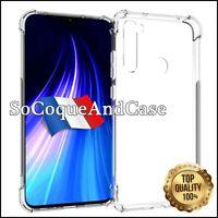 Etui Coque Housse Silicone Shockproof TPU back case cover Xiaomi Redmi Note 8