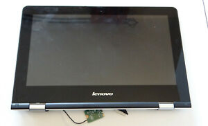 """LENOVO brand touch screen - Original screen - 11.6""""/29 cm - Complete with shell"""