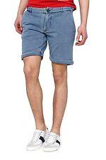 Kurze Herren-Shorts aus Baumwolle mit normaler Passform