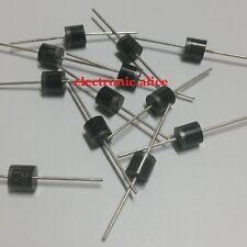 50pcs 10A10 10 Amp 1000V 10A 1KV Axial Rectifier Diode