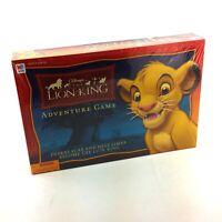 The Lion King Adventure Game Vintage 2003 Sealed Rare 3D Board Disney Simba