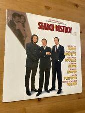 Search & Destroy - Laserdisc -  Brand New Sealed