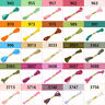 1 x Cross Stitch Thread  Floss Embroidery Cotton Sewing Skeins Code 943~3756