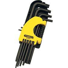 STANLEY 9 Piece Long Torx Key Set