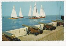 Cowes Isle of Wight 1974 Postcard 378a