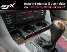 BMW E39 5 SERIES PREMIUM FRONT CUP HOLDER 1997-2003 525i 528i 530i 540i M5