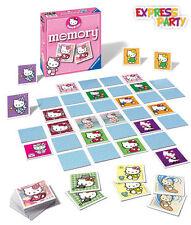 Hello Kitty Ravensburger Memory Game