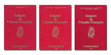 Insignes de l'Armee Francais: L'Indochine Vols 1-2-3 1983-84 Vietnam Insignia