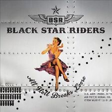 All Hell Breaks Loose by Black Star Riders (CD, May-2013, Nuclear Blast)