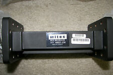 MITEC TRANSMIT REJECT FILTER, C BAND, VSAT, WAVEGUIDE, CPR 229, NEW, MITEQ