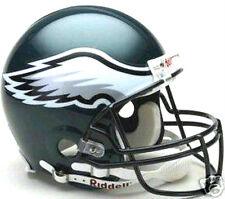 Philadelphia Eagles Riddell Full Size Authentic Pro Line NFL Football Helmet