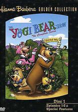 The Yogi Bear Show: The Complete Series (DVD, 2017, 3-Disc Set)