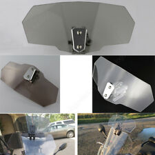 Extension Windshield Screen Gray Spoiler Wind Deflector For BMW R1200S 2015-2018