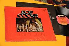 ALICE COOPER LP EASY ACTION 1°ST ORIG USA 1970 EX GATEFOLD COVER AND INNER SLEEV