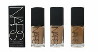 Nars Sheer Glow Face Foundation 1oz/30ml New In Box (Choose Your Shade)