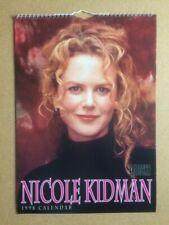 "NICOLE KIDMAN Original Vintage ""Screen Legends"" Calendar 1998 (SP)"