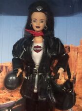 Harley Davidson Barbie # 3 doll NRFB