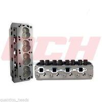 SBF Small Block Ford 289 302 351W 185cc 60cc Assembled Cylinder Head - set of 2