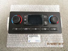 05 - 06 GMC YUKON DIGITAL A/C HEATER CLIMATE TEMPERATURE CONTROL OEM NEW