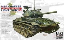 1/35 WWII British M24 Chaffee LIGHT TANK MODEL KIT da AFV 35210
