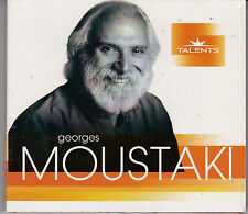 CD DIGIPACK 16T GEORGES MOUSTAKI COLLECTION TALENTS BEST OF 2006 NEUF SCELLE