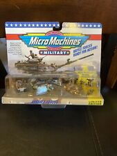 1992 Galoob Micro Machines Military Assault Force #5