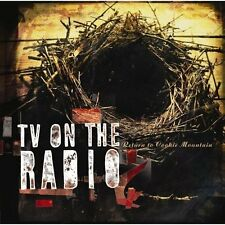 TV ON THE RADIO --  RETURN TO COOKIE MOUNTAIN --  CD  -  BRAND NEW & SEALED